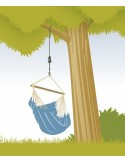 Zestaw mocujący do fotela hamakowego - Tree