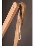 Stojak Vela do Foteli Basic - drewniany