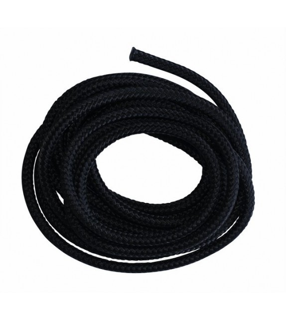 Lina polyestrowa czarna 3m