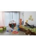 Fotel wiszący dla dzieci Kid's Globo Amazonas