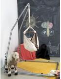 Stojak Luna do foteli hamakowych