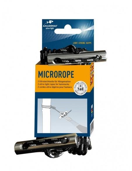 System Microrope do zawieszenia hamaków