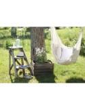 Fotel hamakowy sznurkowy