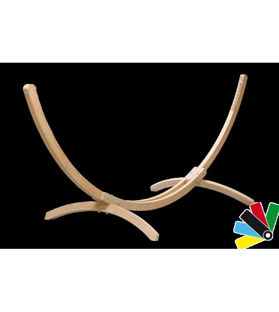 Stojak drewniany na hamak - Dowolny kolor