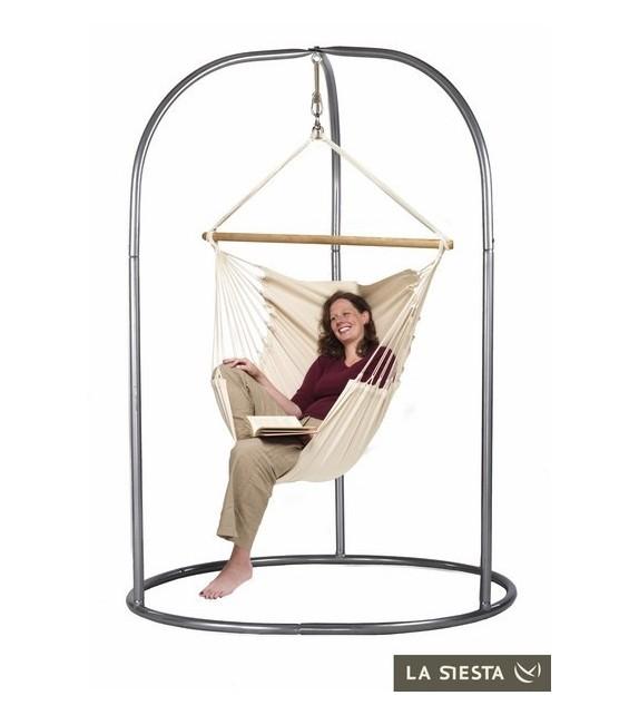 Zestaw Modesta Basic - Fotel Hamakowy ze stojakiem ROMANO
