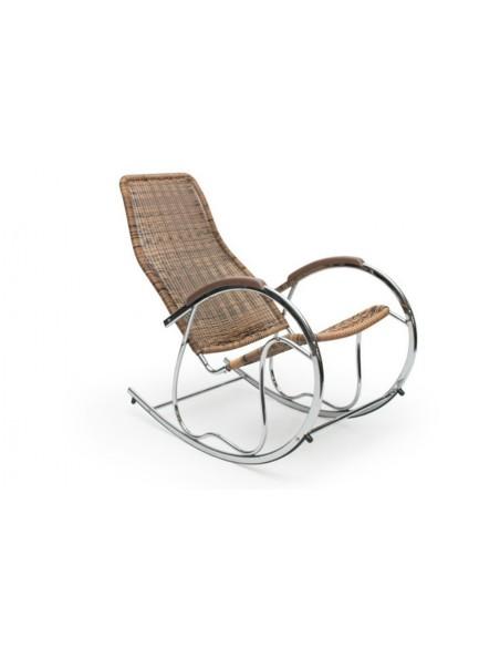 Fotel bujany Zen Rattan