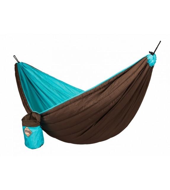 Wyściełany Hamak Colibri Turquoise - turystyczny 1os.