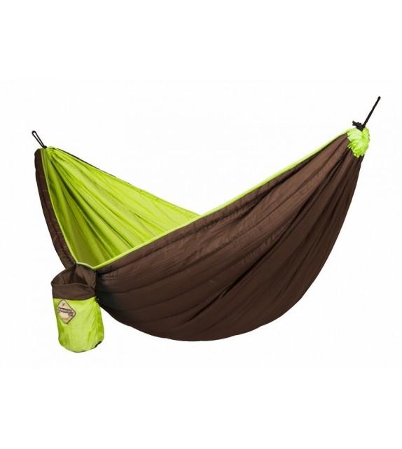 Hamak Colibri Padded Green - turystyczny 1os.