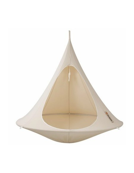 Wiszący namiot Cacoon Natural White 2os.