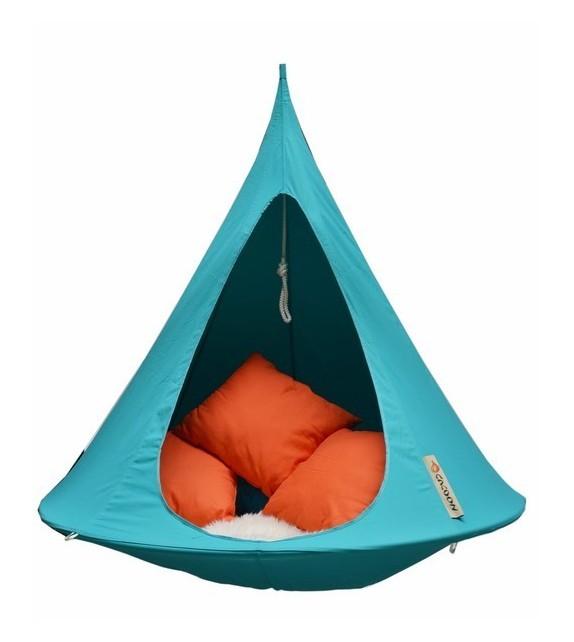 Wiszący namiot Cacoon Turquoise 2os.