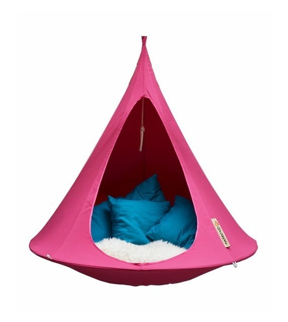 Wiszący namiot Cacoon Fuschia 2os.
