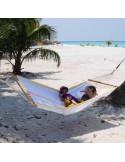 Hamak Caribe z drążkiem