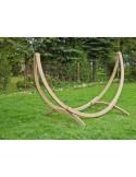 Stojak drewniany na hamak - Doub