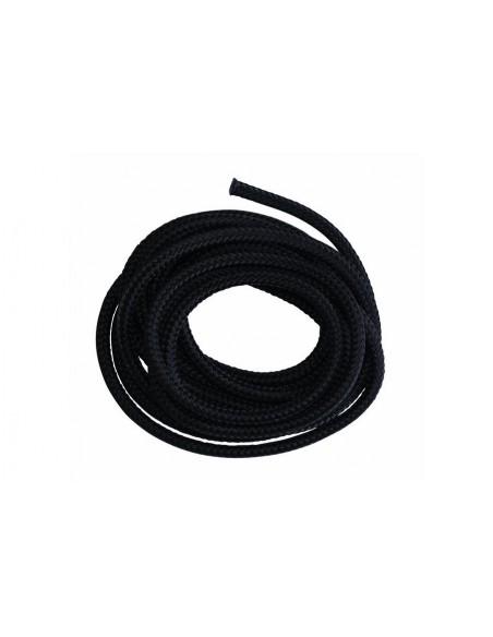 Lina polyestrowa czarna 2m