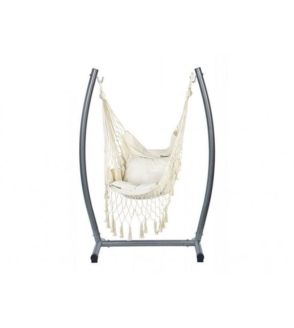 Zestaw HC11 - Fotel hamakowy ze stojakiem Omega