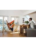 Zestaw Taurus Set Esmeralda- Fotel hamakowy ze stojakiem