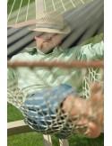 Zestaw California - hamak rodzinny ze stojakiem Canoa