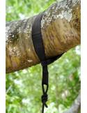 Zestaw do zawieszenia foteli hamakowych - TreeMount Black