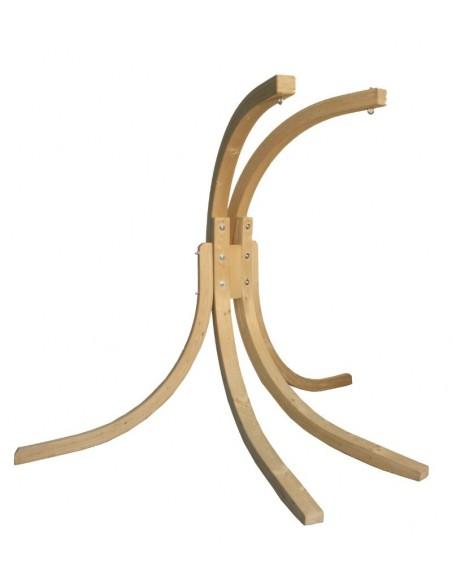 Stojak do foteli wiszących Wood Double