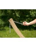 Stojak drewniany do hamaków jednoosobowych - Kronos