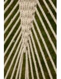 Hamak ze stojakiem ogrodowym - duży