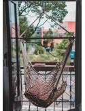 Fotel Hamakowy sznurkowy Rope