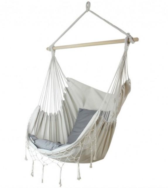 Fotel hamakowy HC-7 z poduszkami