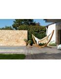 ekskluzywny hamak ze stojakiem do ogrodu