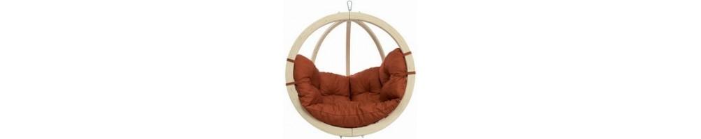 Fotele wiszące dla dzieci